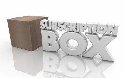 Subscription Box Distribution